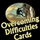 Overcoming Difficulties Cards