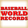 Baseball Records Icon