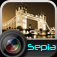 Aisu Sepia Camera Icon