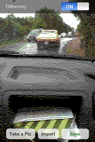 C64 Camera Screenshot