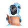 Mother Pug Nursery Rhymes Icon
