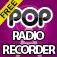 Pop Radio Recorder Free Icon