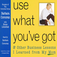 Use What You've Got: (Audiobook) Icon