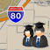 AmericanU Map Icon