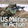 US Military in Action Icon