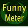 "A ""How Funny Is This?"" Meter Icon"