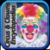 Circus and Clowns Icon