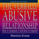 The Verbally Abusive Relationship (Audiobook) Icon