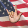 アメリカ手話 American Sign Language Icon