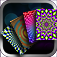 Optical Illusion Backgrounds Icon