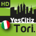 YesCitiz Turin for iPad