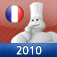 France - Les restaurants du guide MICHELIN 2010