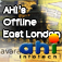 AHI's Offline East London Icon