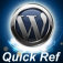 WordPress Quick Ref Icon