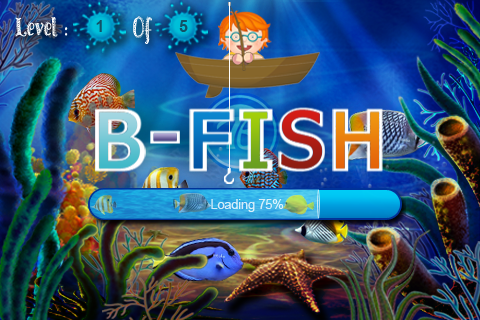 B FISH Screenshot