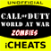 iCheats - Call of Duty: World at War: Zombies iPhone Cheats Edition (Unofficial)