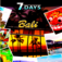 7 Days – Bali – A Travel App Icon
