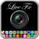 Live FX (create your own, shareable photo effects, preview them live in camera view)