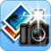 Camera Flash Pro(share for wifi,picasa and bluetooth). Icon