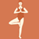 Yoga Cards Icon
