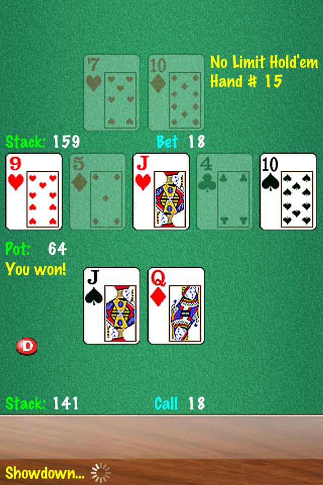 Poker online iphone app