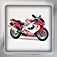 Motorcycle Flip: Flashcards of Racing Bikes & Motorcycles Icon