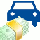 Car Price Breakdown Icon