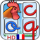 French Words for Kids HD – Learn to Pronounce and Write French Words with Dictée Muette Montessori Icon