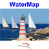US Great Lakes HD – Water Map Navigator Icon