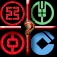 Chinese Bank Branches Lookup Icon
