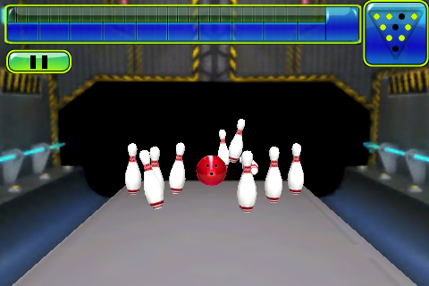 Fantasy Bowling 3D Lite Screenshot