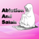 Ablution And Salah Icon