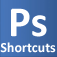 Photoshop shortcuts Icon