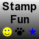 Stamp Fun Icon