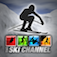 The Ski Channel: Touch Ski 3D Icon