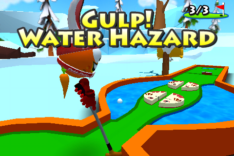 Putt Putt Golf 3D Screenshot