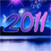 Happy Year 2011 Icon