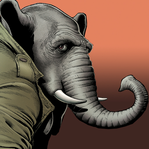 Elephantmen Issue 1