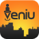 VENIU - Win GIFTS by sharing with your FRIENDS what you are up to in your favorite PLACES!