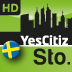 YesCitiz Stockholm for iPad