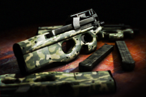 FN P90 3D lite – GunClub Edition Screenshot