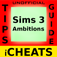iCheats – Sims 3 Ambitions Edition Icon