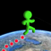 Earth Runner Icon