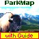 Hot Springs National Park – GPS Map Navigator Icon