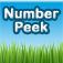 Number Peek – A Fun Counting Game For Kids Icon