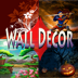 Wall Decor HD Free Icon