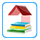 Home Library Icon