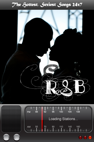 R&B Radio FM Screenshot