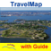 Aaland Islands – GPS Map Navigator Icon