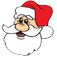 Talking Santa – Merry Christmas Icon